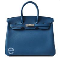 35cm Bleu de Galice Birkin wph 600