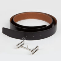 Belt in Black and Gold 32mm x 105 cm 600
