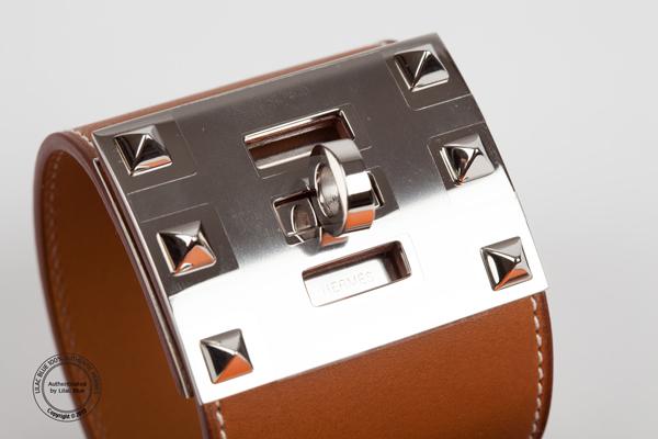 usl hermes luggage - Hermes Kelly Dog Extreme Fauve Barenia Bracelet. Palladium - Lilac ...