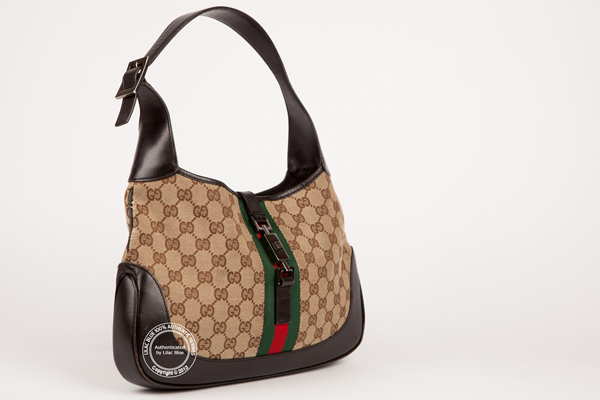 66689689b21 Gucci Jackie O Mini Hobo Bag . Canvas   Brown Leather - Preloved ...