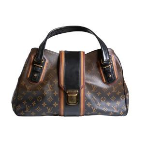 42cm Louis Vuitton Special Edition with Black Strap NoWmk - Lilac Blue 0690dbbff0d80