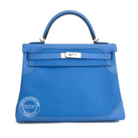 32cm Bleu Paradis Ghillies Kelly in TC & Swift wph