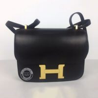 18cm-black-mini-constance-in-evercalf-with-gold