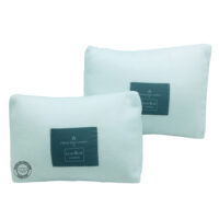 Lilac Blue Bag Pillows